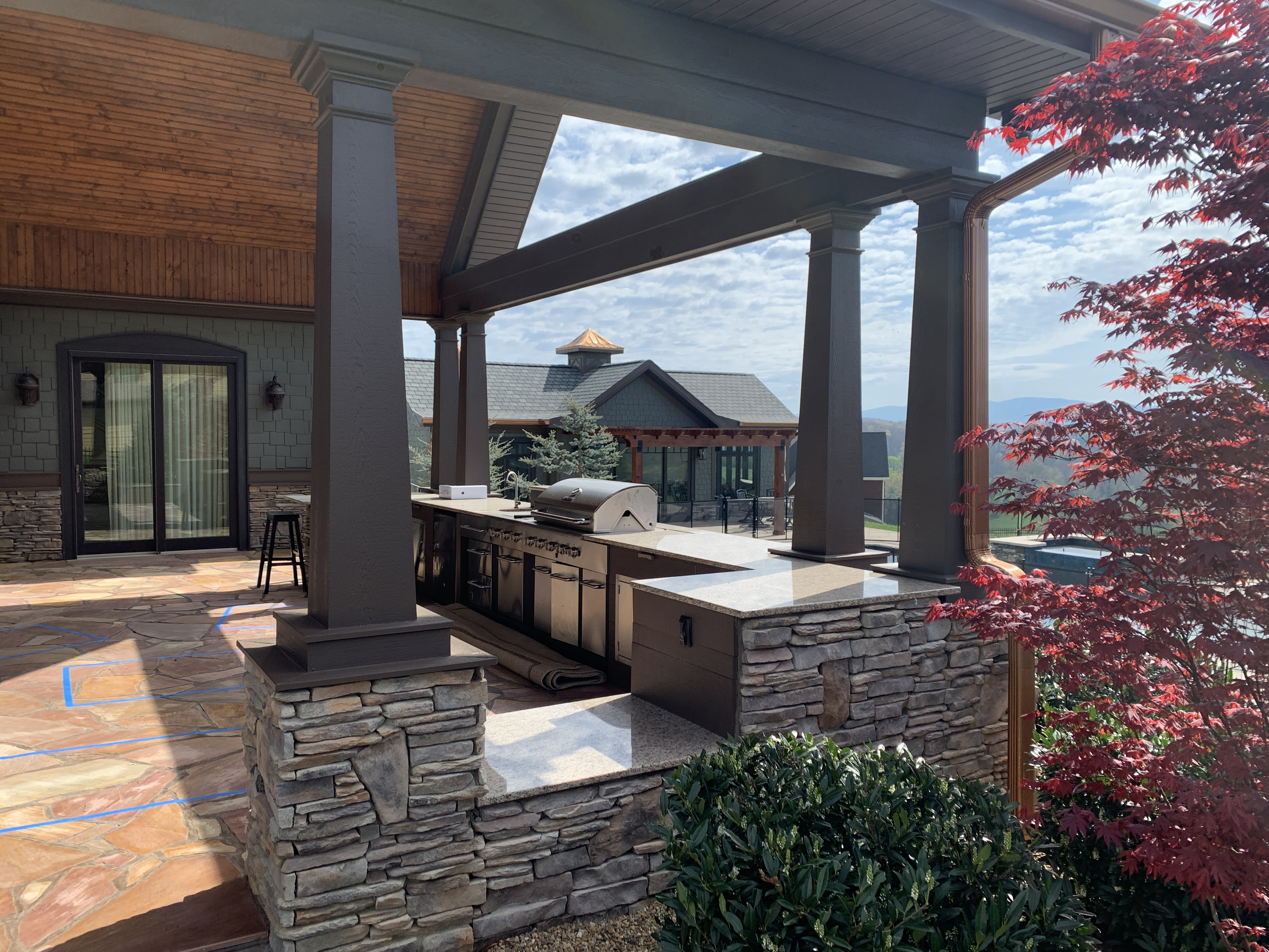 Covered Patio Ideas | Porch Enclosure Systems on Outdoor Patio Enclosure Ideas  id=14864
